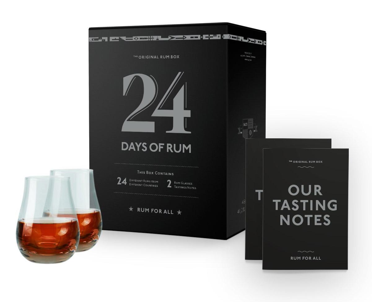 24 Days of Rum 2019