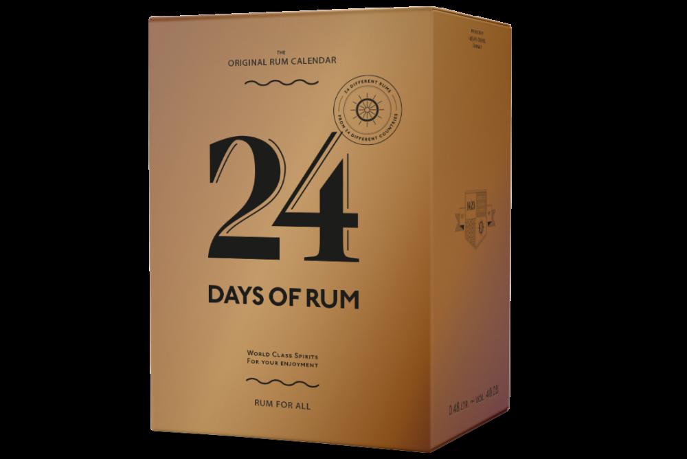 24 Days of Rum 2018