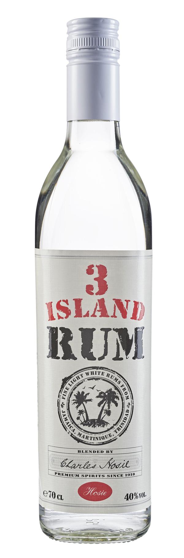 3 Island White