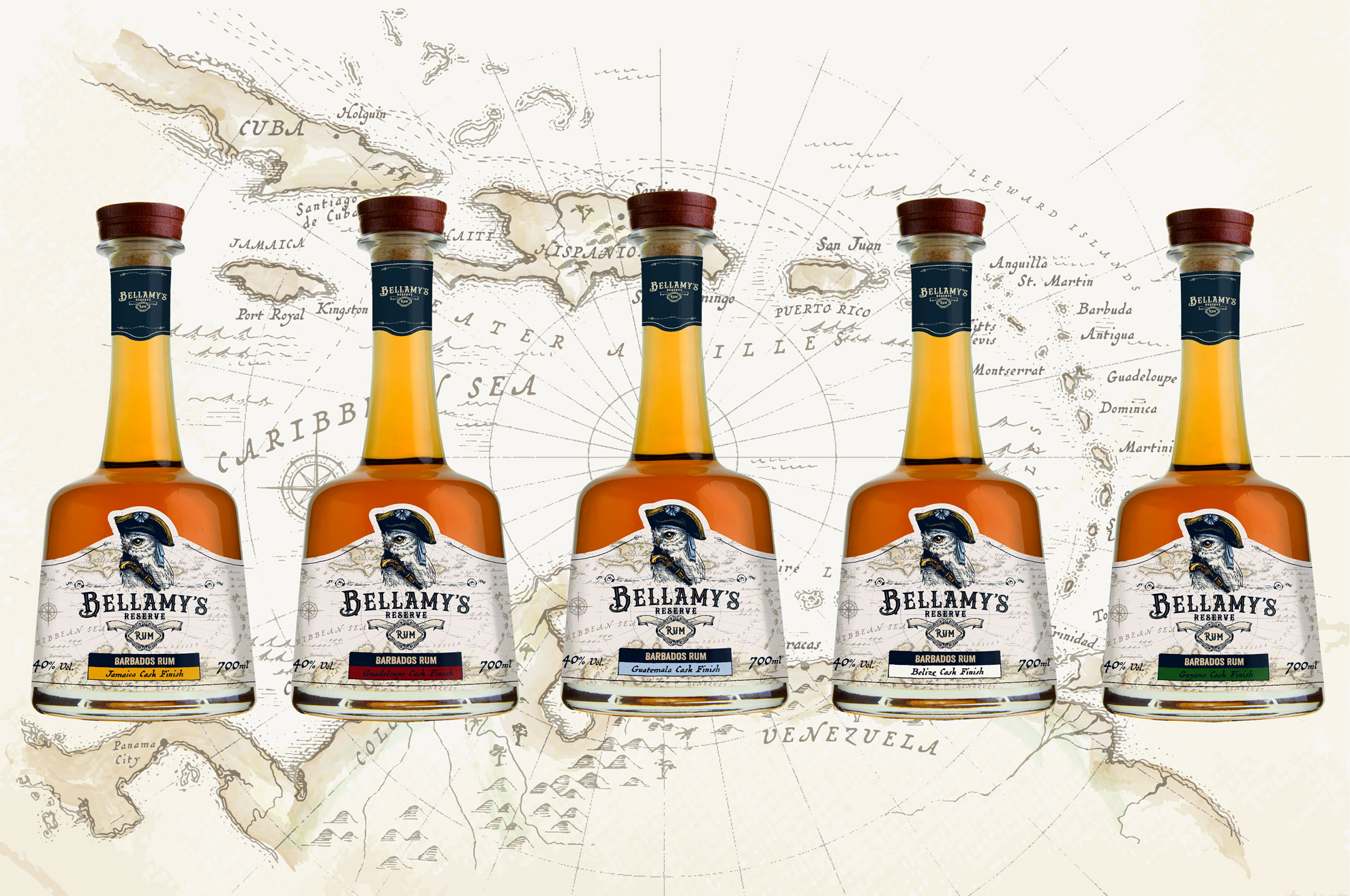 Bellamy's Reserve Rum