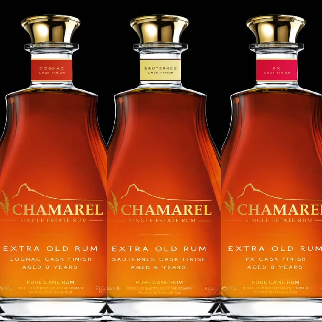 Chamarel Cask Finish