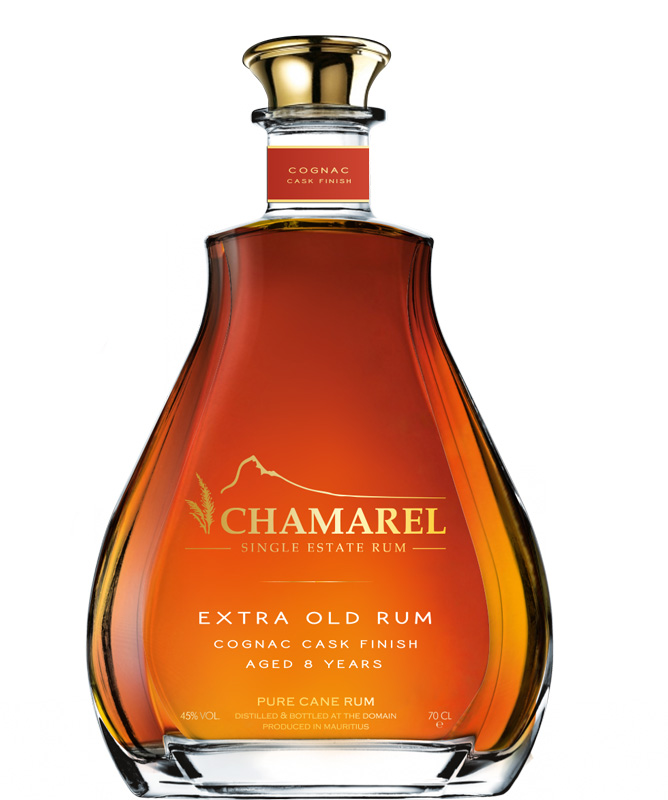 Chamarel XO Cognac Cask Finish