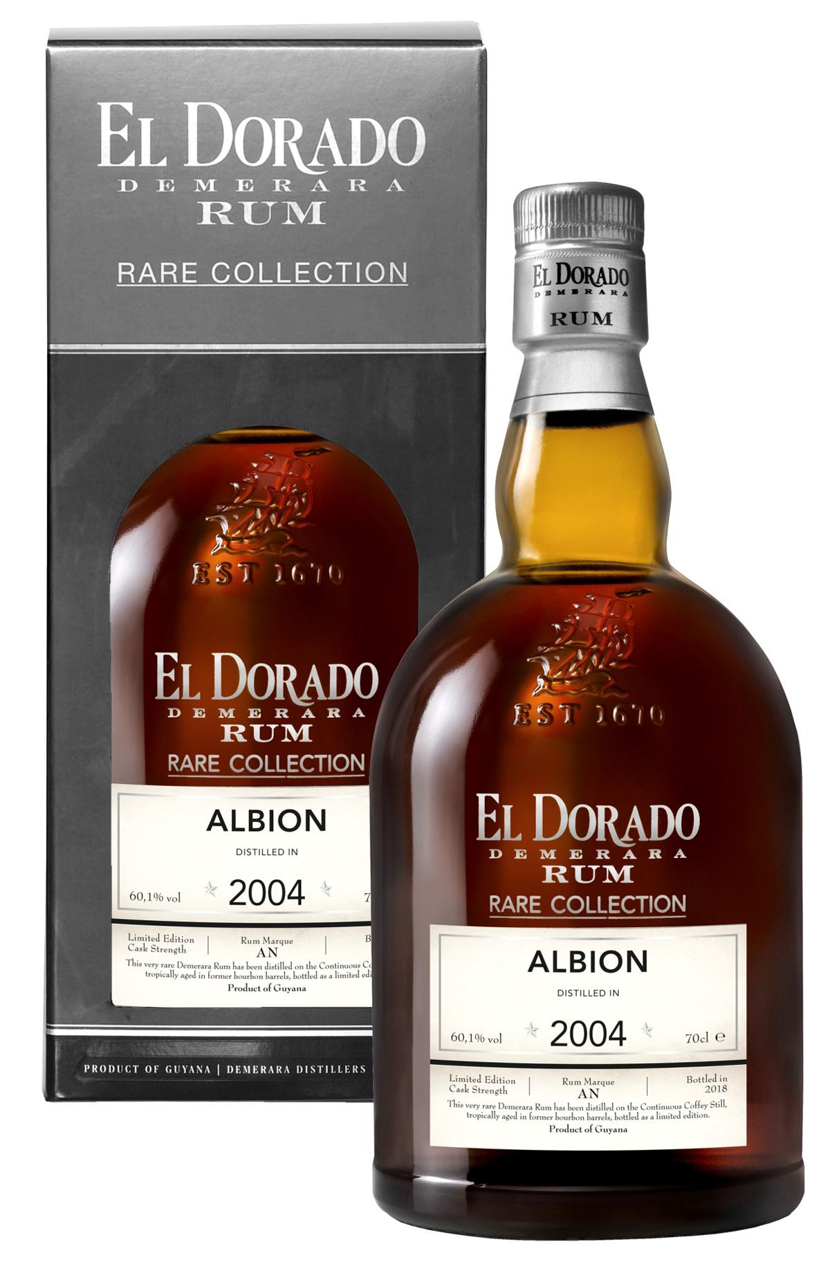 El Dorado Albion 2004