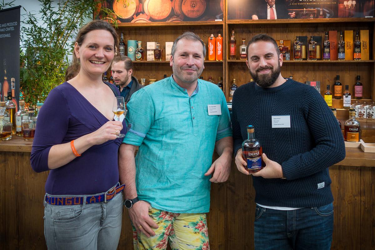 Spirit of Rum und Rhum Depaz