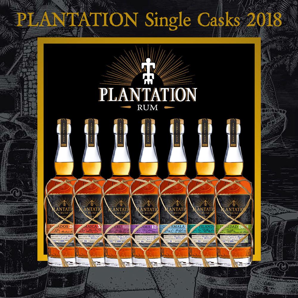 Plantation Single Cask Edition 2018