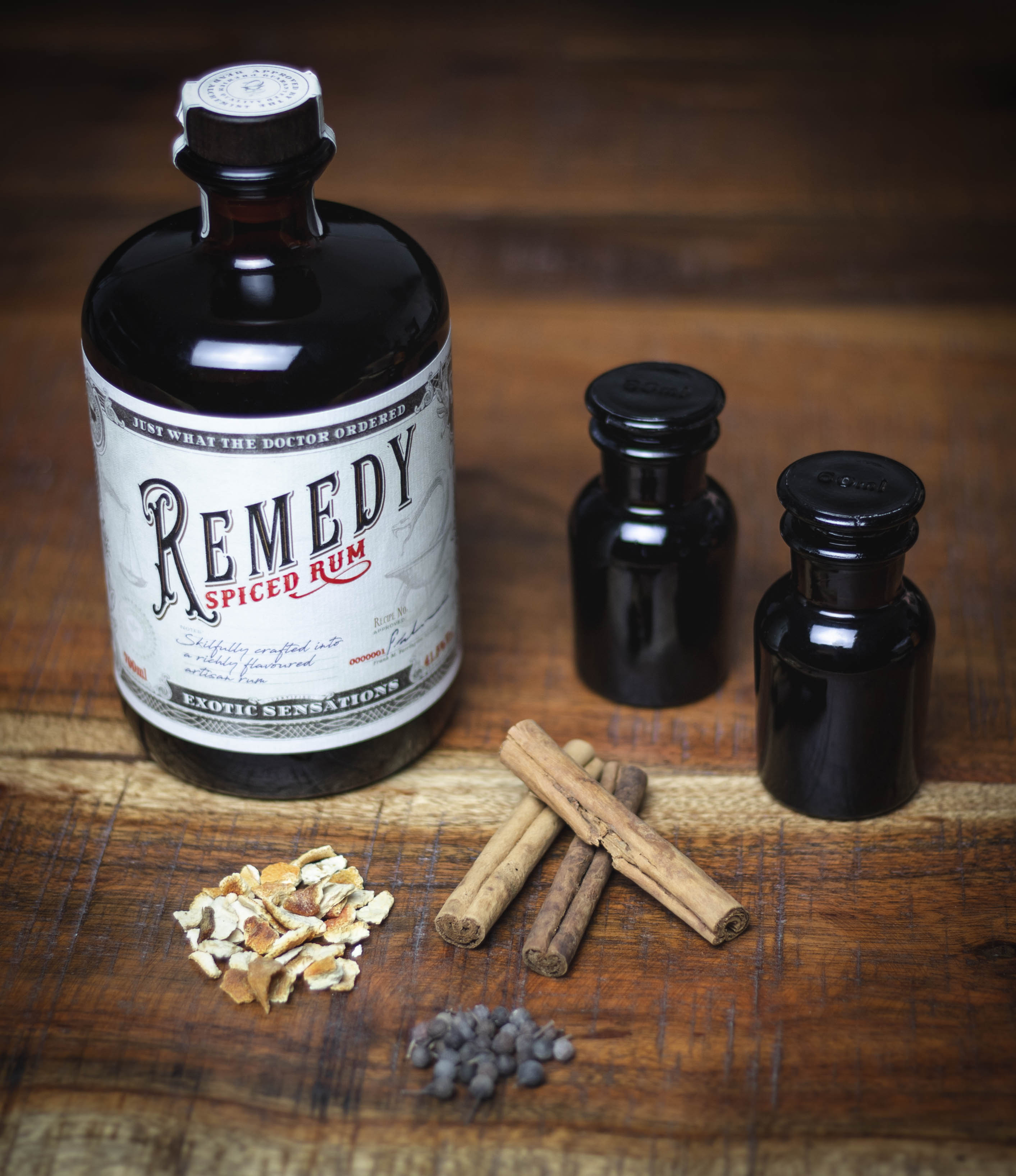 Remedy Spiced Rum