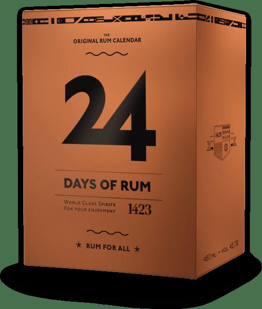 Rum-Advantskalender 2017