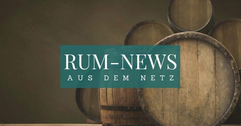 Rum-News aus dem Netz