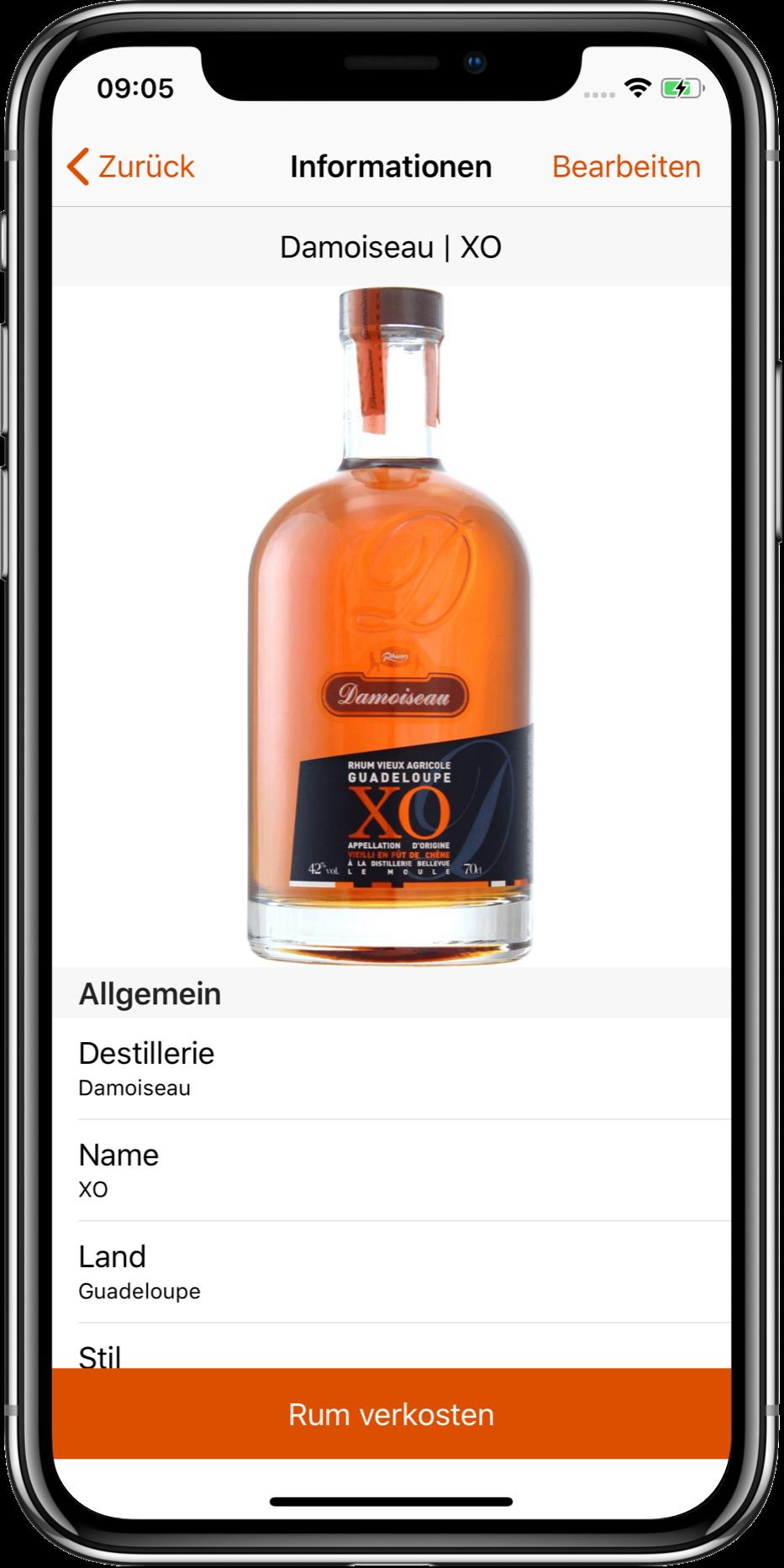 Rum-Info