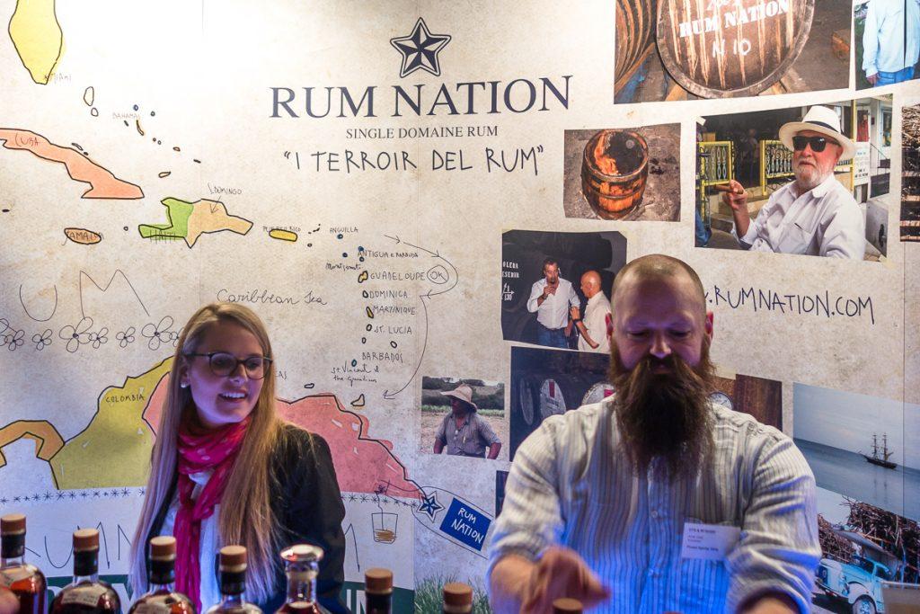 Rum Nation auf der Finest Spirits 2018