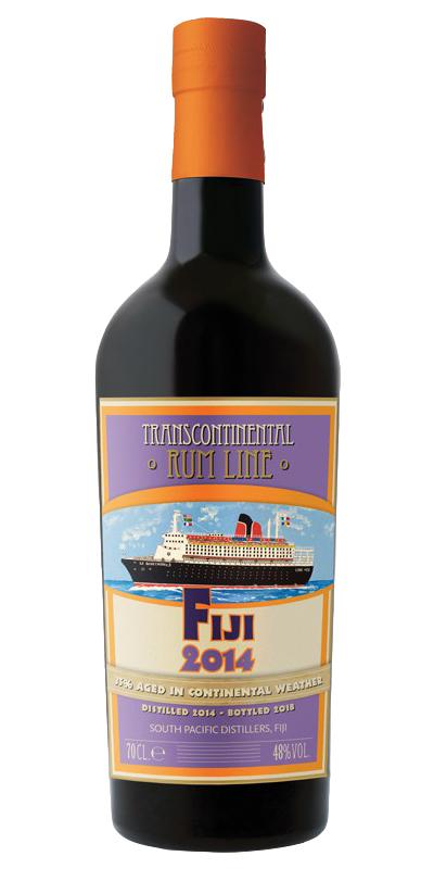 Transcontinental Rum Line Fidji 2014