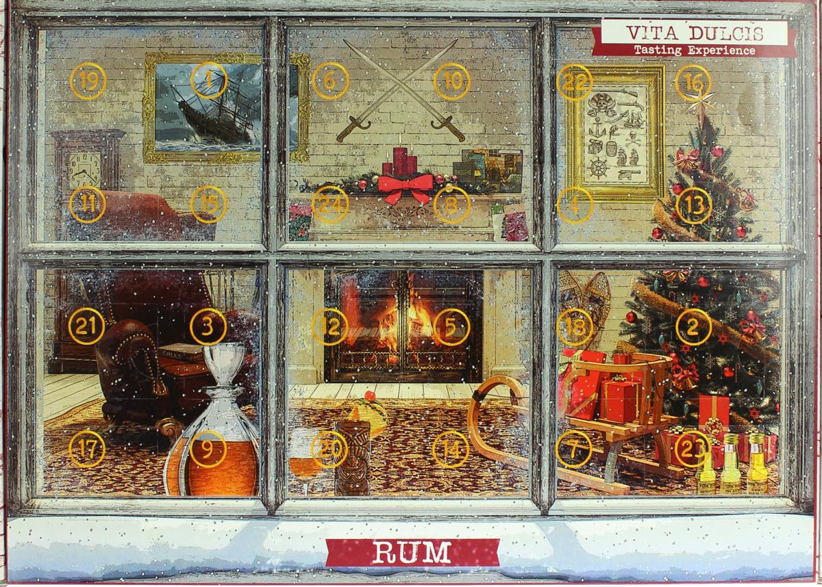 Vita Dulcis Adventskalender Rum 2019