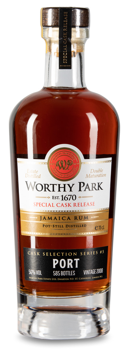 Worthy Park Special Cask Port