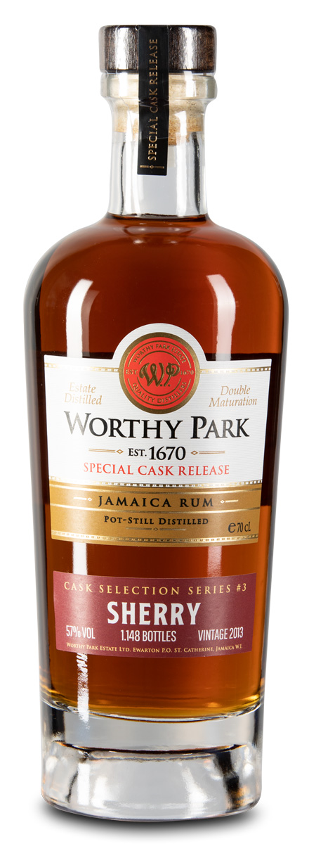 Worthy Park Special Cask Sherry
